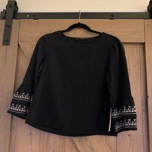 NWT Zara collection top 💫